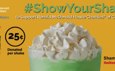 #ShowYourShake